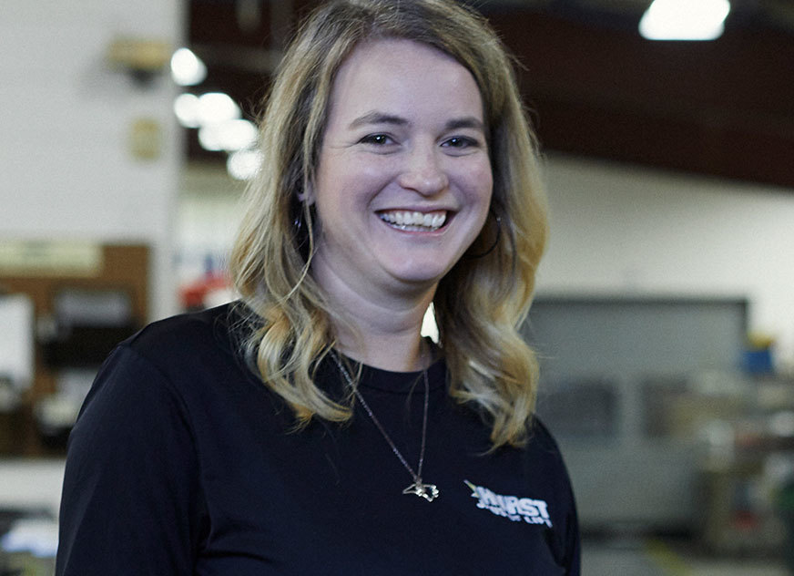 Behind the Tools: Lauren Baldwin