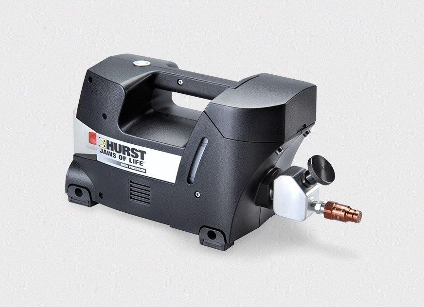 HURST Jaws of Life® Announces Availability of New Portable Power Unit for Mini-Lite® Tools