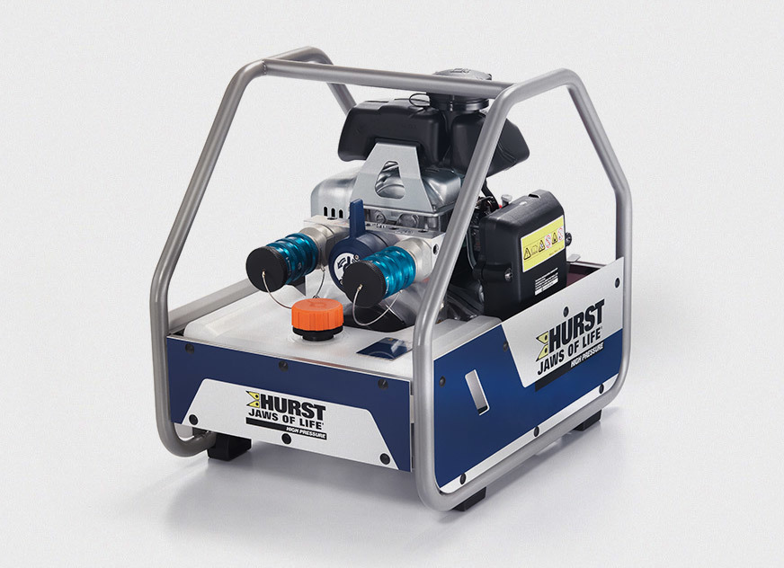 HURST Jaws of Life® Announces Availability of New 10,000 PSI Compact Power Unit