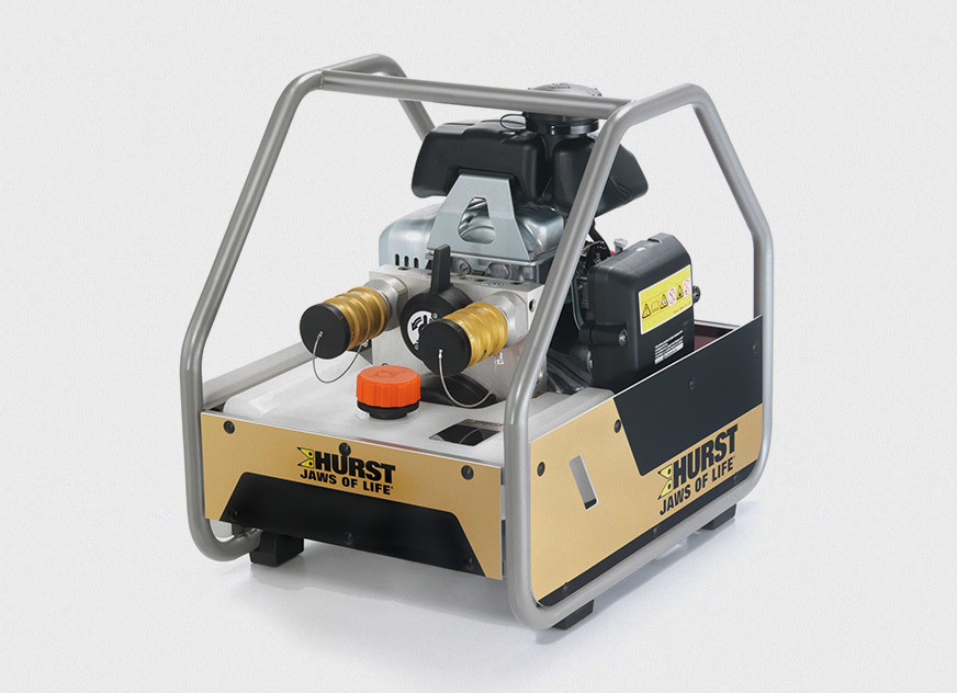 HURST Jaws of Life® Announces Availability of New 5,000 PSI Compact Power Unit