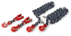 758 Chain set and adapter